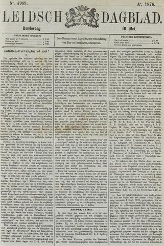 Leidsch Dagblad 1876-05-18
