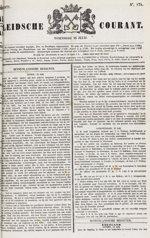 Leydse Courant 1871-07-26