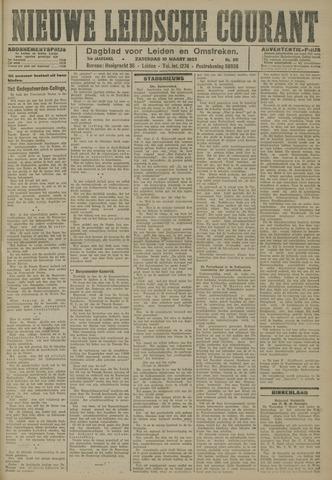 Nieuwe Leidsche Courant 1923-03-10