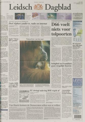 Leidsch Dagblad 2000-11-16