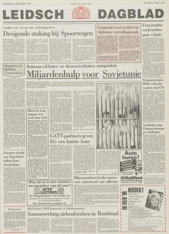 Leidsch Dagblad 1990-12-05