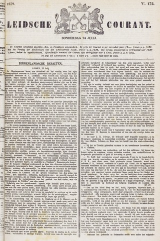 Leydse Courant 1879-07-24