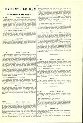 Handelingen van de Raad 1943-10-07