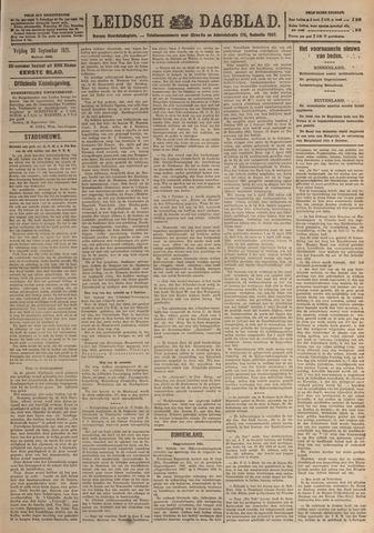 Leidsch Dagblad 1921-09-30