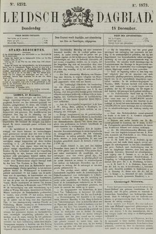 Leidsch Dagblad 1873-12-18