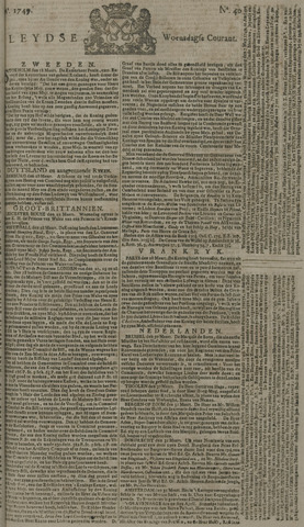 Leydse Courant 1749-04-02