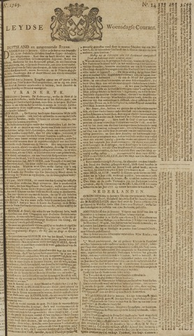 Leydse Courant 1769-02-01