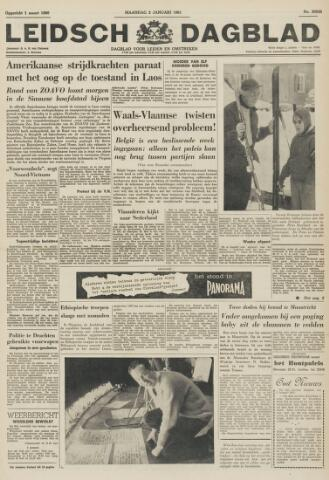 Leidsch Dagblad 1961
