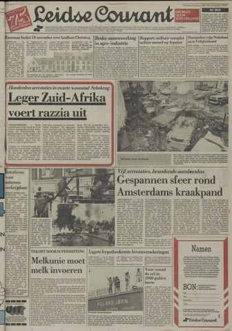 Leidse Courant 1984-10-23