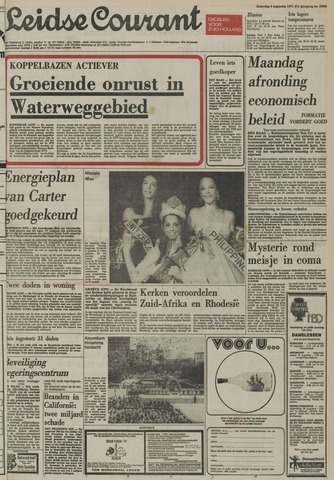 Leidse Courant 1977-08-06