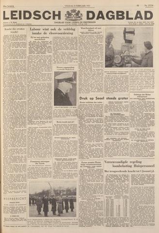 Leidsch Dagblad 1951-02-09