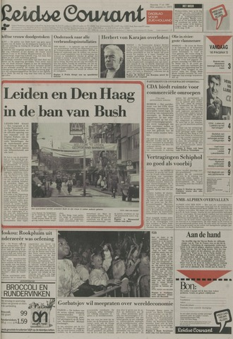 Leidse Courant 1989-07-17