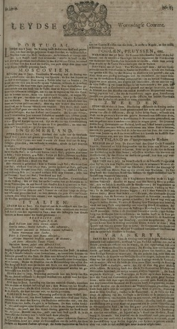 Leydse Courant 1729-07-13