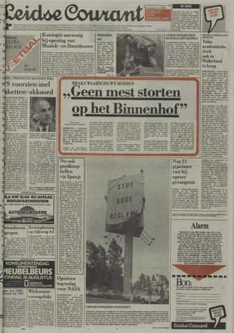 Leidse Courant 1987-08-27