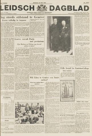 Leidsch Dagblad 1954-05-25