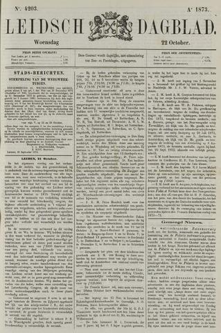 Leidsch Dagblad 1873-10-22