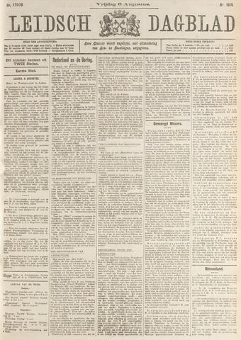 Leidsch Dagblad 1915-08-06