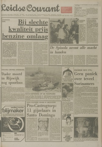 Leidse Courant 1974-09-28