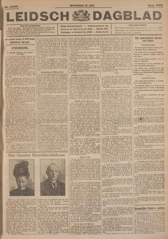 Leidsch Dagblad 1926-07-19