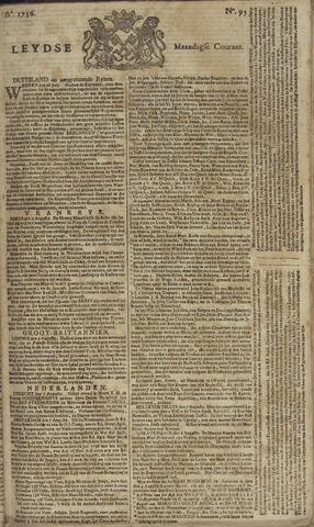 Leydse Courant 1756-08-09