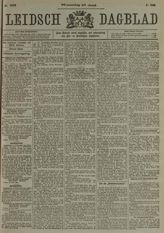 Leidsch Dagblad 1909-06-16