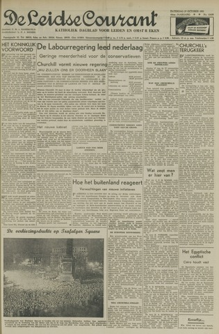 Leidse Courant 1951-10-27