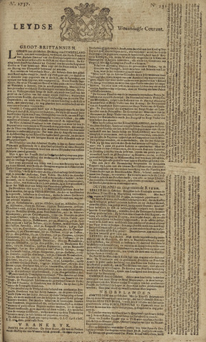 Leydse Courant 1757-11-02