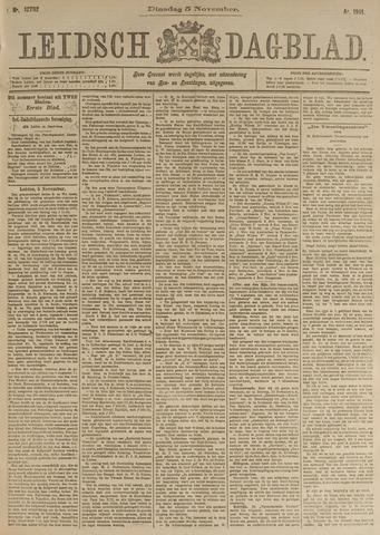 Leidsch Dagblad 1901-11-05