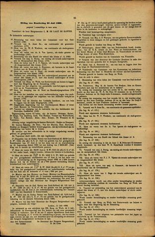 Handelingen van de Raad 1886-07-22