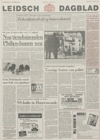 Leidsch Dagblad 1990-10-25