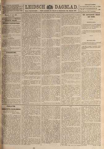 Leidsch Dagblad 1921-07-18