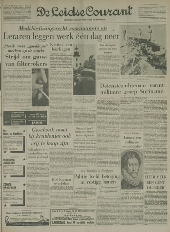 Leidse Courant 1969-08-27