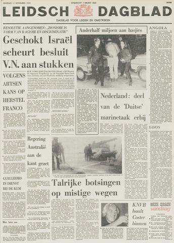 Leidsch Dagblad 1975-11-11