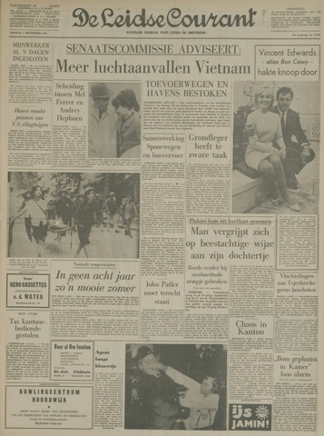 Leidse Courant 1967-09-01