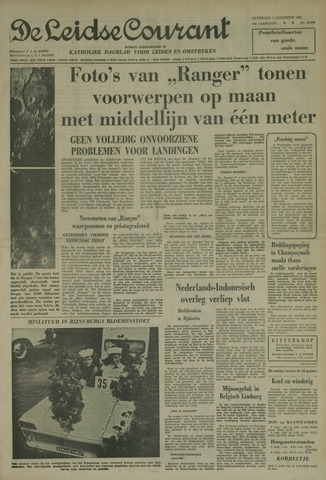 Leidse Courant 1964-08-01