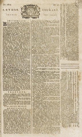 Leydse Courant 1815-03-03