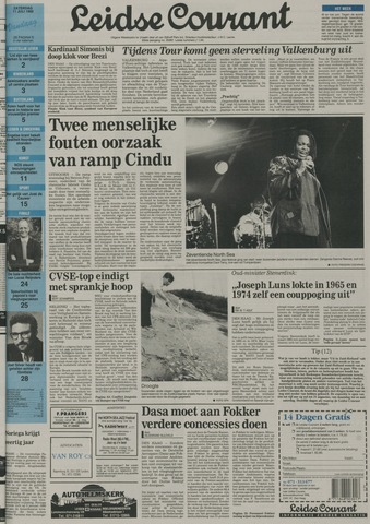Leidse Courant 1992-07-11