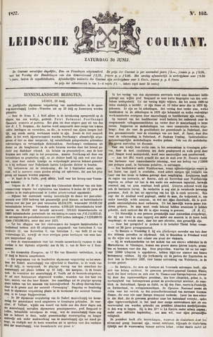 Leydse Courant 1877-06-30