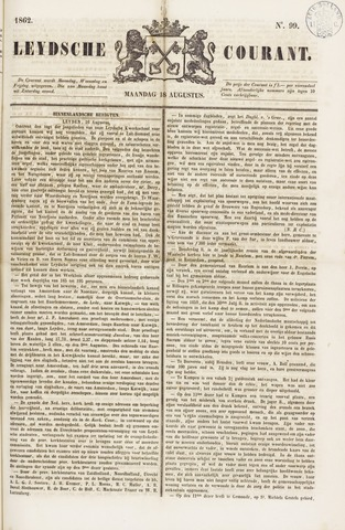 Leydse Courant 1862-08-18