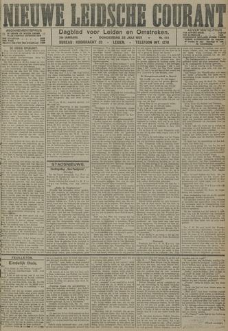 Nieuwe Leidsche Courant 1921-07-28