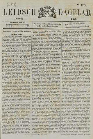 Leidsch Dagblad 1875-07-03