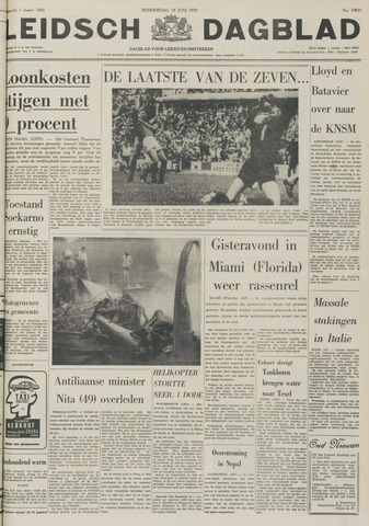 Leidsch Dagblad 1970-06-18