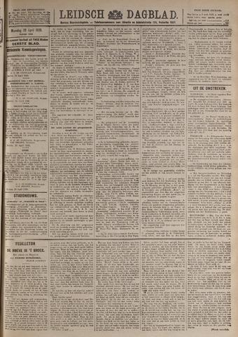 Leidsch Dagblad 1920-04-26