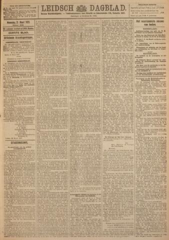Leidsch Dagblad 1923-03-21
