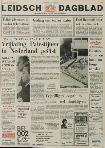 Leidsch Dagblad 1974-11-22