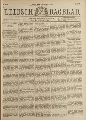 Leidsch Dagblad 1899-08-12