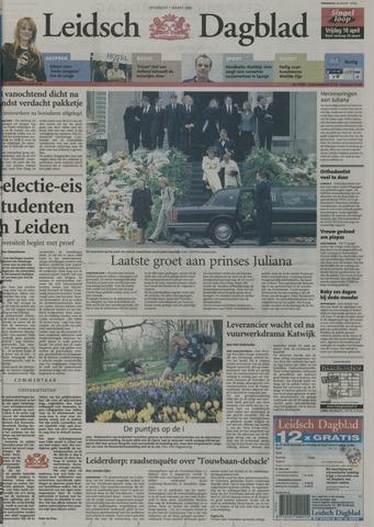 Leidsch Dagblad 2004-03-24