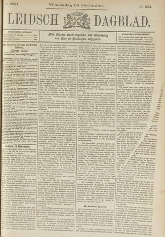 Leidsch Dagblad 1892-12-14