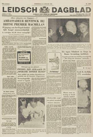 Leidsch Dagblad 1959-01-22