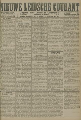 Nieuwe Leidsche Courant 1921-05-26